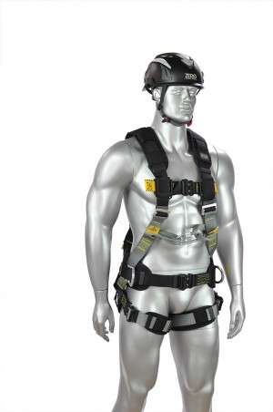 Zero Plus Superior Safety Harness Multi-Purpose with Positioning Belt (Sizes S-XXL)