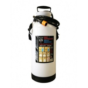 Elite Dust Suppression Water Bottle Container Tank 14 Litre