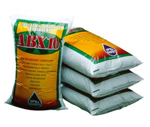 ABX10 Oil Absorbent Granules (30 Litre Bag)