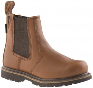 Buckler B1100 Buckflex Non-Safety Dealer Boots Sundance Tan (Sizes 6-12)