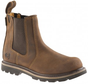 Buckler B1300 Buckflex Non-Safety Dealer Boots Dark Brown (Sizes 6-13)
