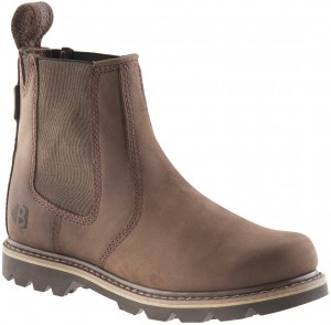 Buckler B1400 Buckflex Non-Safety Dealer Boots Chocolate Oil (Sizes 6-13)