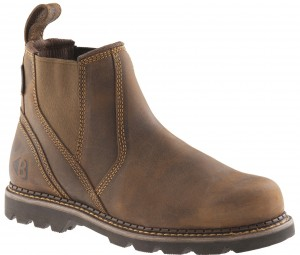Buckler B1500 Non-Safety Dealer Boots Dark Brown (Sizes 6-13)
