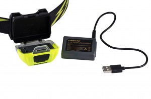 Unilite Replacement Battery for PS-HDL6R Head Torch
