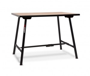 Armorgard TuffBench Heavy Duty Folding Work Platform Table 1080x750x820mm