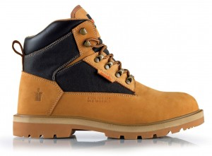 Scruffs TWISTER Safety Boot Tan SBP SRC HRO Rated (Sizes 7-12)