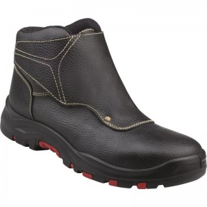 Delta Plus COBRA4 S3 Safety Welder Work Boots Black (Sizes 3-13)