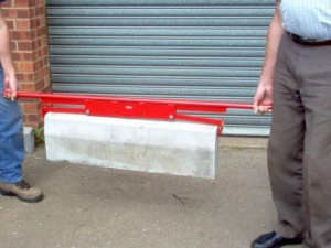 Mustang Kerbstone & Slab Carrier / Lifter - End Grip