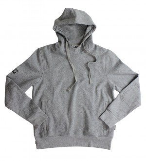 JCB Essential Classic Pullover Hoodie Grey (Sizes M-XXL)