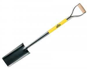 Defiance Fibreglass MYD Handle Cable laying Shovel