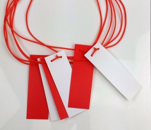 Defiance Pendant Marker Bunting Red / White 26mtr
