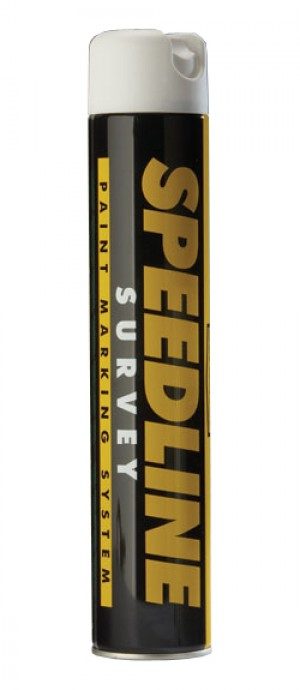 Defiance Speedline Survey Temporary Marking Paint (Various Colours)