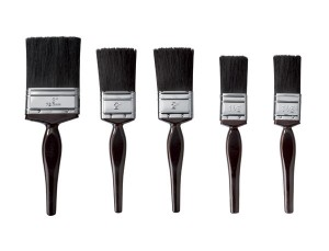 Defiance Trade 5 Piece Paint Brush Set