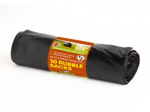 Defiance Waste / Rubbish Rubble Sack (10 Per Roll)