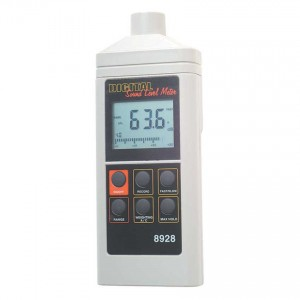Digital Auto Ranging Sound Level Meter