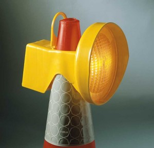 Dorman Conelite LED Traffic Lamp Light with Cone Bracket