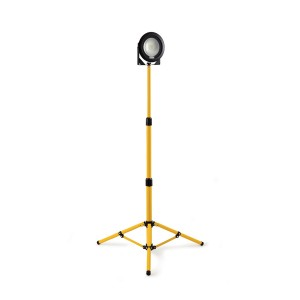 Defender DF1200 LED Single Head Work Light with Telescopic Tripod (110v or 240v)