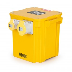 Defender 5.0Kva Power Tool Transformer 110v