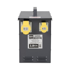 Defender 3.0Kva Metal Heater Continuous Transformer