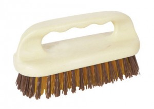 Economy Scrubbing Brush 6in