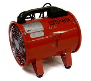 Elite 200mm Fume Extractor 8in with or without Ducting Hose (110 or 240v)