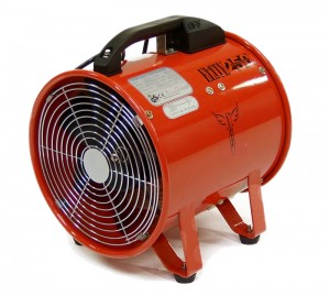 Elite 250mm Fume Extractor 10in with or without Ducting Hose (110 or 240v)