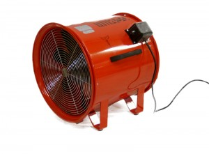 Elite 450mm Fume Extractor 18in with or without Ducting Hose (110v or 240v)