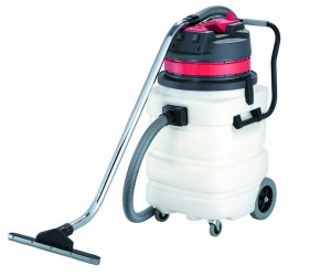 Elite RVK60 Industrial Wet & Dry Vacuum Cleaner with Twin 1000w Motors (110 or 240v)
