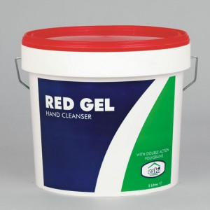 Eski Tough Grime Red Gel Hand Cleaner (Various Sizes)