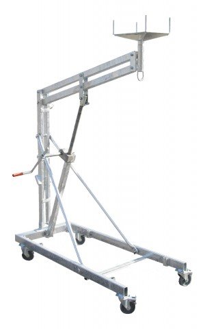 Etramo Beam Lifter (600kg up to 3m)