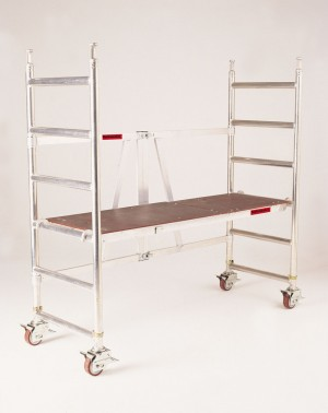 Euro Klikfold Folding Work Access Platform