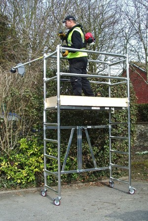 Euro Minifold Folding Work Access Platform