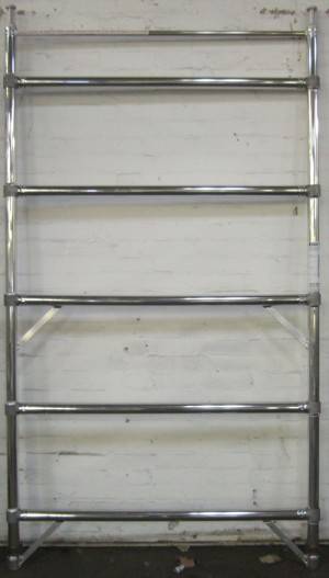 Euro Towers FKD5 5 Rung Double Width Frame