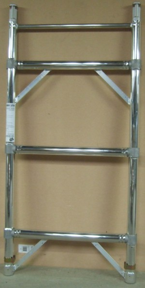 Euro Towers FKS3/6 3 Rung Single Width Frame