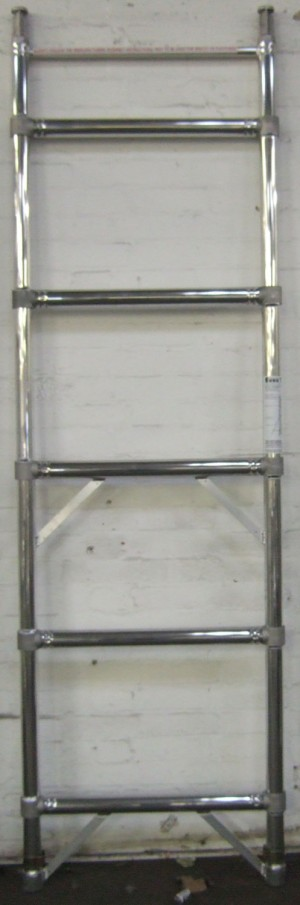 Euro Towers FKS5/10 5 Rung Single Width Frame