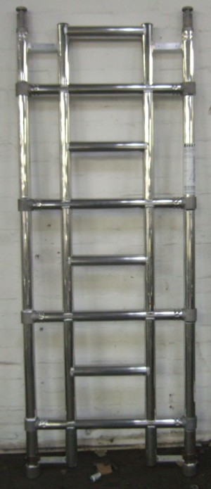 Euro Towers FSL4 4 Rung Single Width Ladder Frame