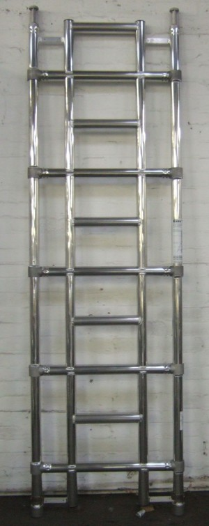Euro Towers FSL5 5 Rung Single Width Ladder Frame