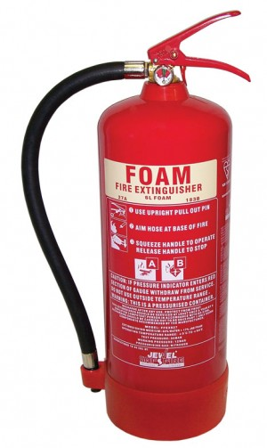 Fire Extinguisher Foam (6 or 9 Litre options)