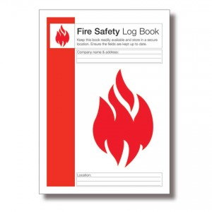 Fire Safety Information Log Book