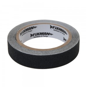 Fixman Anti-Slip Adhesive Tape (Various Colours & Sizes)
