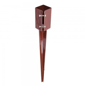 Fixman Drive-In Fence Post Anchor (Various Sizes)