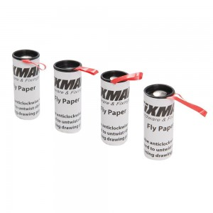 Fixman Fly Trap Adhesive Paper 750mm Pack of 4