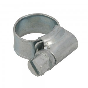Fixman Hose Clips Slotted 1/4in Drive (Various Sizes)