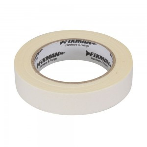 Fixman Low Tack Masking Tape (Various Sizes)