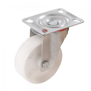 Fixman Swivel Polypropylene Castor Wheel (Various Sizes)