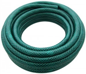 Green Bore Reinforced Garden Hose 12mm (1/2in) (Various Sizes)