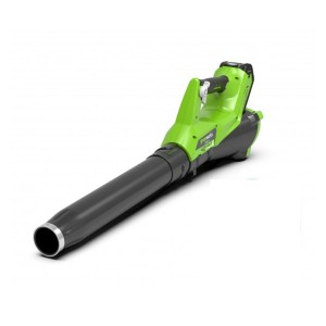 Greenworks G40AB Cordless 40v Garden Axial Leaf Blower 110mph Bare Unit