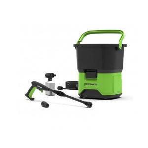 Greenworks G40GDC40 Cordless 40v Pressure Washer 70Bar Bare Unit