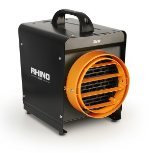 Rhino FH3 Electric Fan Heater 2.8kw (110v or 240v)