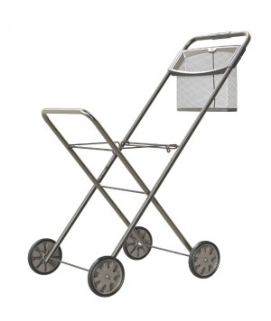 Hills Panache Laundry Basket Trolley Series 2